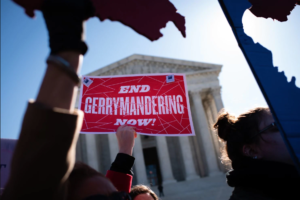 The Supreme Court has said Gerrymandering Is Our Problem Not Theirs.   So Now What???