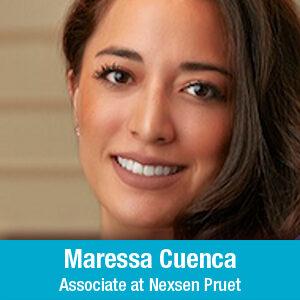 Founders Spotlight: Maressa Cuenca