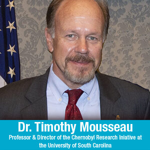 Founders Spotlight: Dr. Timothy Mousseau