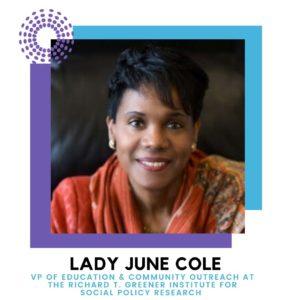 Founders Spotlight: Lady Cole