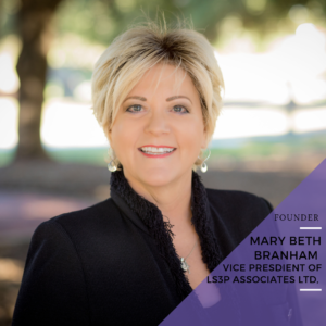 Founders Spotlight: Mary Beth Branham