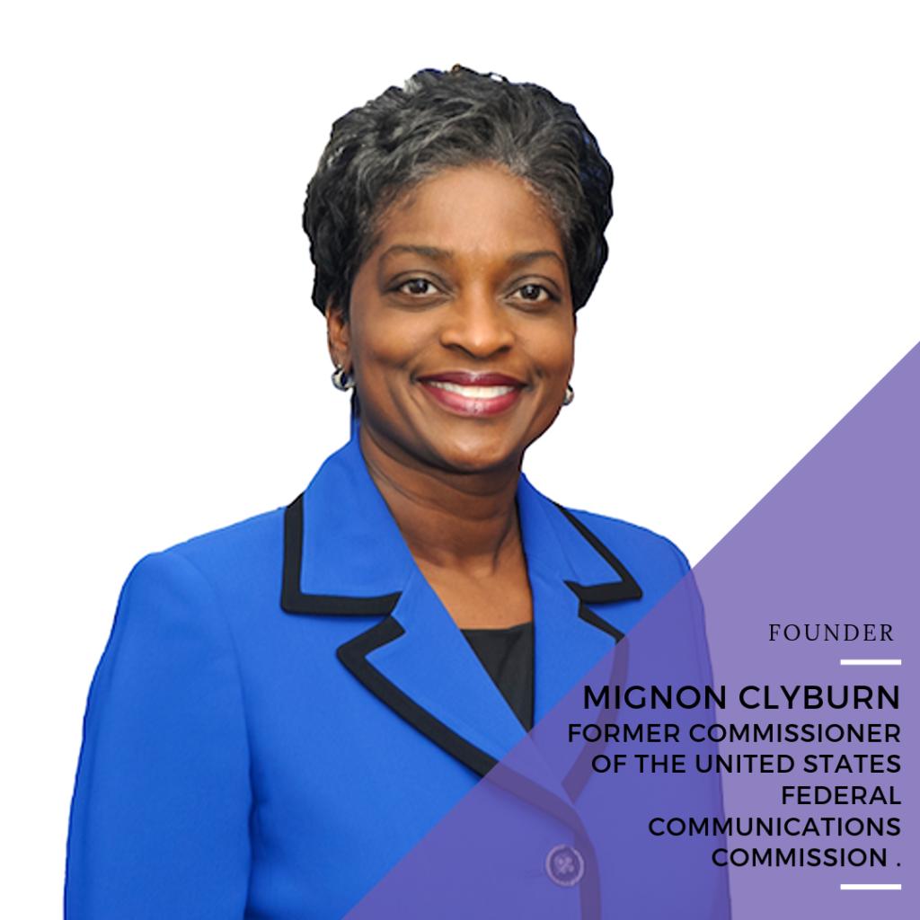Founder, Mignon Clyburn