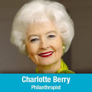 Founders Spotlight: Charlotte Berry