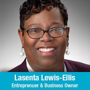 Founders Spotlight: Lasenta Lewis-Ellis