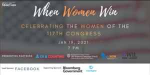 Celebrate the Women of the 117th Congress