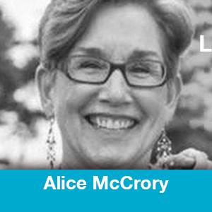Founders Spotlight:  Alice McCrory