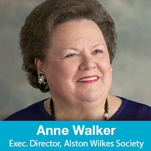 Founders Spotlight:  Anne Walker