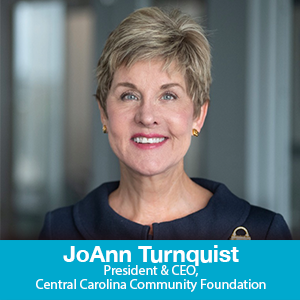 Founders Spotlight:  Joanne Turnquist