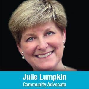 Founders Spotlight:    Julie Lumpkin