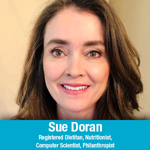 Founders Spotlight:    Sue Doran
