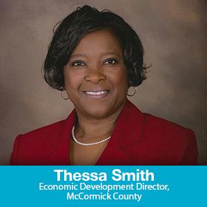 Founders Spotlight:  Thessa Smith