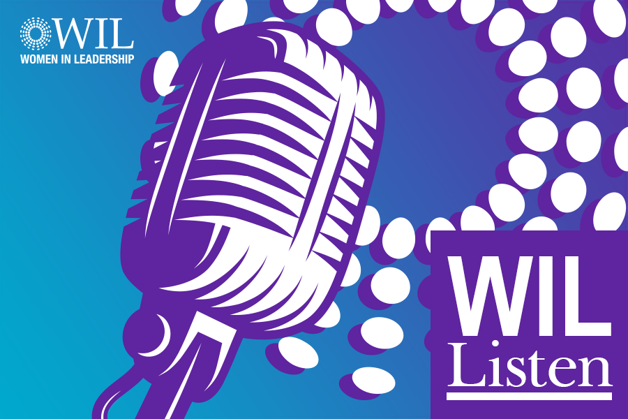 Listen Up! NEW WIL Learn podcast episode
