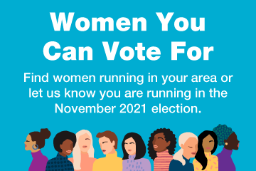 Women You Can Vote For in the November Election